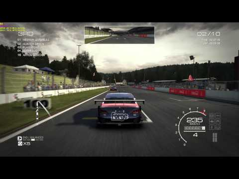 Real 4K: GRID Autosport