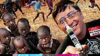 BILL Gates invents Human Microchip with Wireless on / off ' Birth Control Switch