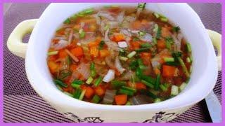 Как приготовить вкусный суп для похудения