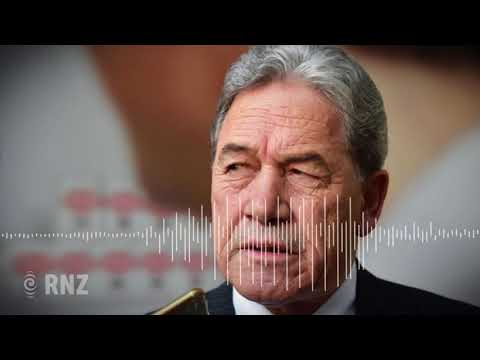 Morning Report: 'This is not TPP, this is CPTPP' - Winston Peters