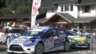 Rallye du MONT BLANC 2012  HD (Es : 2,4,6,8,10)