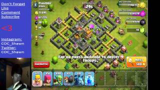 Clash Of Clans: The Bright Beggining