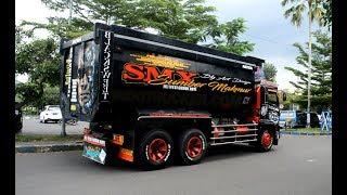 Download Mp3 Big Truck Indonesia - Hino Louhan Patria Modif - Smx Kalebuna