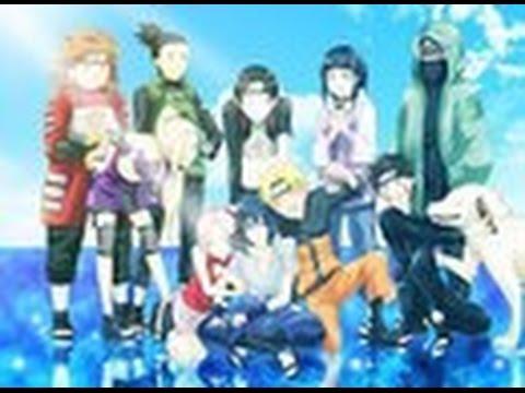 Ино и Сай , Наруто и Хината , Сакура и Саски - YouTube