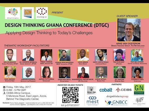 Design Thinking Ghana Conference