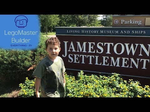 Jamestown Settlement History Museum Tour with Eli