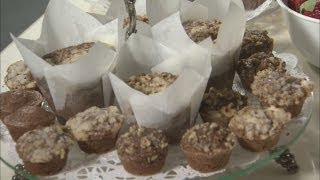 Studio 10:strawberry Pecan Muffins - The Lighthouse Bakery