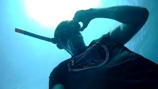Подводный космос с глубины 30 метров Шарм Эль Шейх
