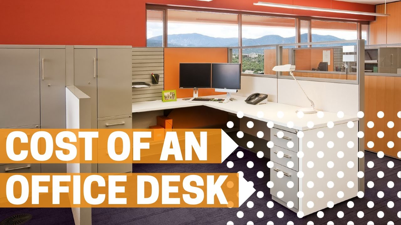 What Does An Office Desk Cost In 2020
