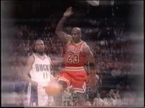 Michael Jordan | NBA on TBS Intro | Chicago Bulls at Miami Heat | 1997
