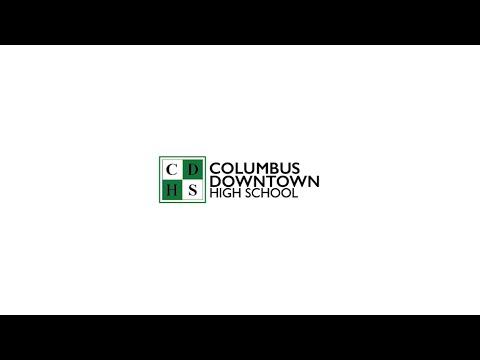 Columbus Downtown High School Graduation