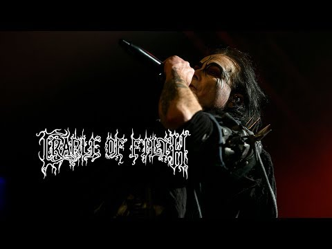 Cradle of Filth - Her ghost in the fog (live Saint-Etienne - 14/02/2018)