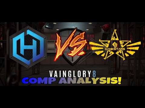 Competitive Analysis: Gankstars Vs Hammers Esports (Game 2)
