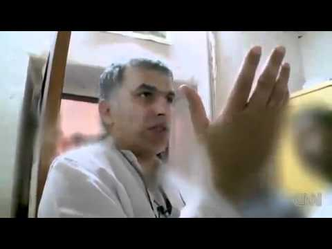 Shocking CNN Report on Bahrain - Torturing Patients in Hospital12-04-2011