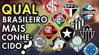 DESCOBRIMOS OS TIMES BRASILEIROS MAIS CONHECIDOS NO MUNDO! - DIRETO DA RÚSSIA