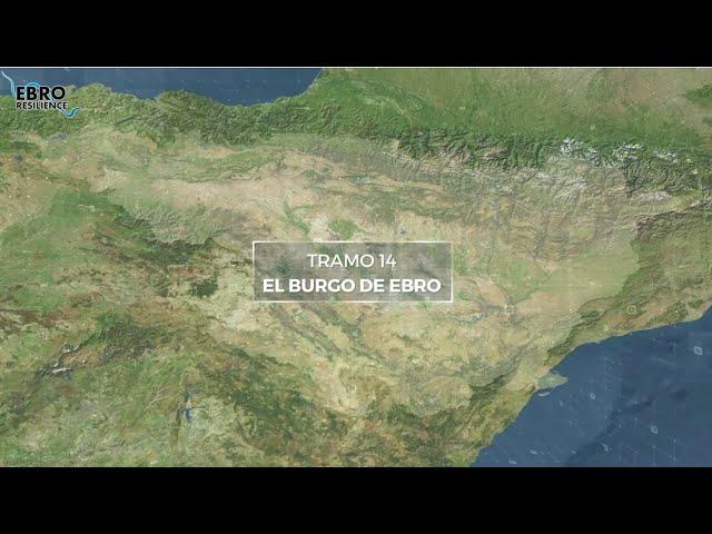 Problemática y soluciones planteadas para el Tramo 14- Burgo de Ebro