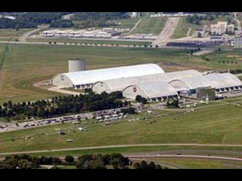 Secret US base in Ohio