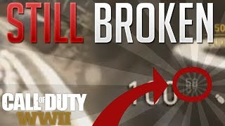Bipod LMGs Are STILL BROKEN | Lag | Requisitions - Call of Duty WW2 (Bonntanamo Rants) thumbnail