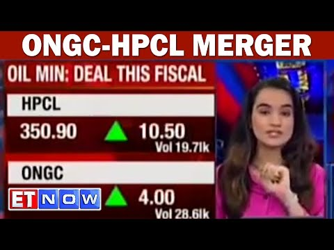 ONGC-HPCL Merger By FY18, Stocks Spike