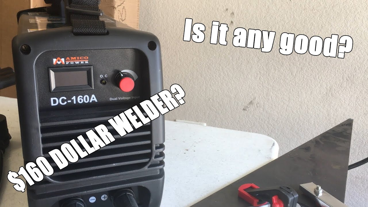 cheap stick welder