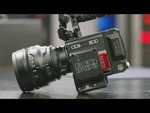 Thumbnail: Dope Tech: 8K RED Epic-W Unboxing!