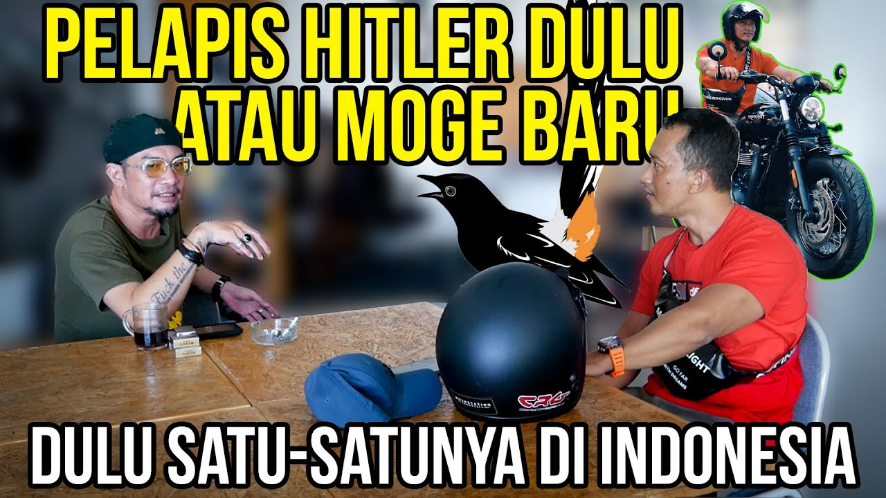 Mr. Prio Galau Nambah Moge 500 Juta VS Murai Batu Pelapis Hitler!!!