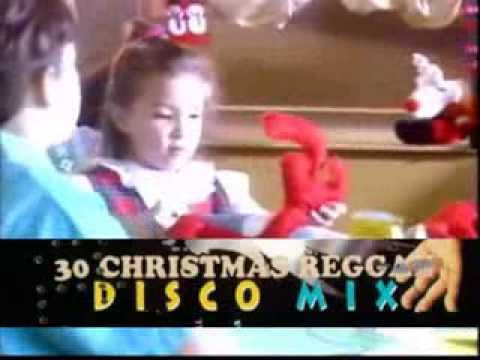 CHRISTMAS SONG REGGAE DISCO MIX 2013  (REAL VIDEO)