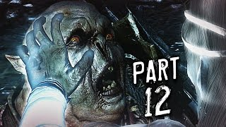 Middle Earth Shadow of Mordor Walkthrough Gameplay Part 12 - The Butcher (PS4)