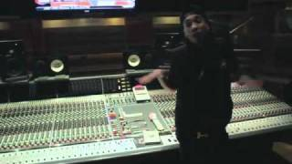 Tyga - Maybe (Freestyle) (In Studio)