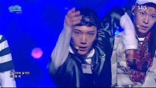 160508 [HD/Viewable] NCT U - The 7th Sense (일곱 번째 감각) @ 1-G@y0
