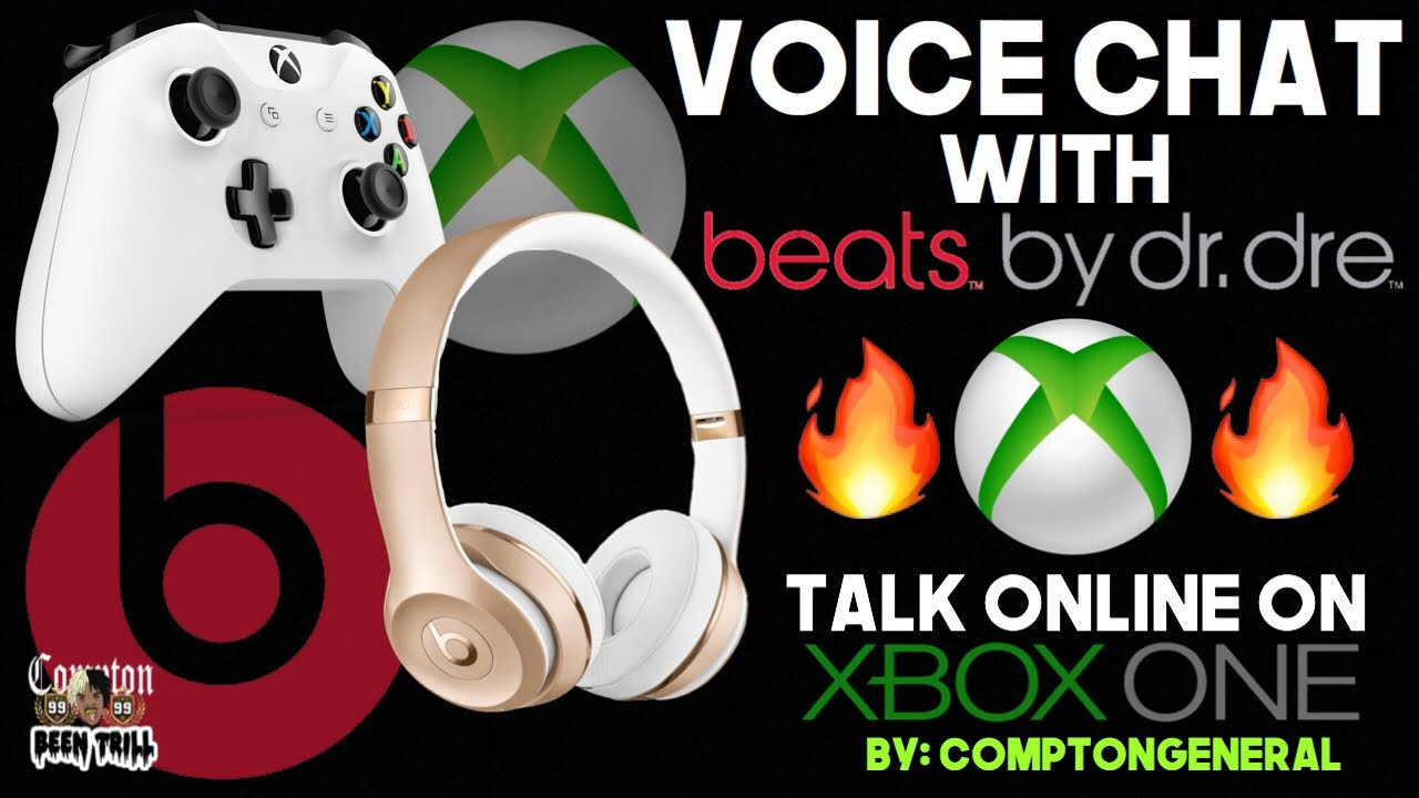 168dad4e174 How to use Beats Headphones on Xbox One With Online Voice Chat ...