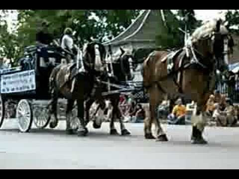 Athens' 104th Fair:  the Parade, Part 1/5