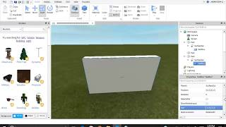 How to make A sign in ROBLOX Studio 2017