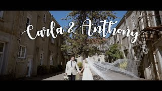Carla & Anthony | Cinematic Wedding Film at Abbotsford Convent