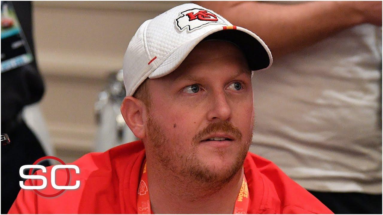 Chiefs linebackers coach Britt Reid involved in multi-vehicle crash ...