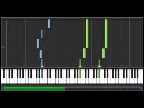 (How to Play) Negaraku (Malaysia National Anthem) on Piano (100%)