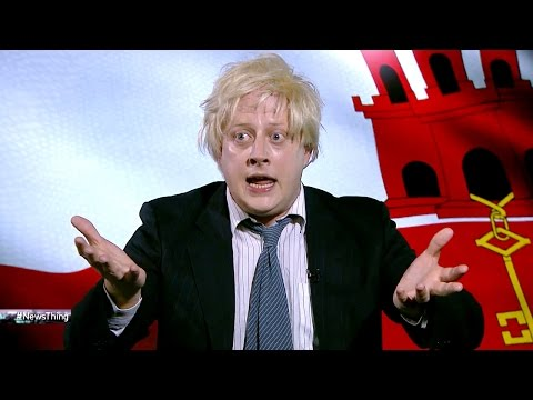 Boris Johnson: Let's go to war with Spain - News Thing
