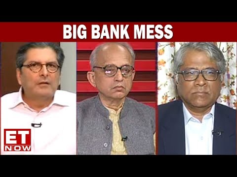 Bad Loan Mess: Heavy Haircut For Banks? | Big Bank Mess | In