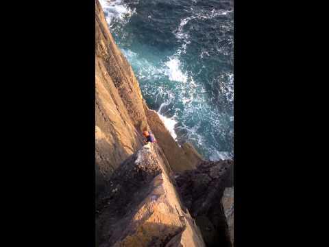 James McDonnell Kerry head climb (open minded)