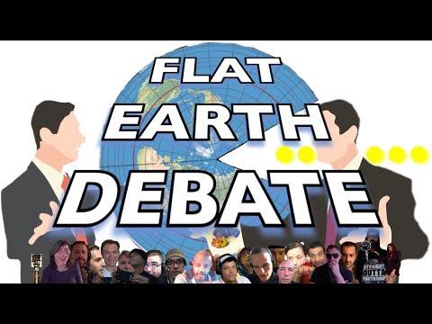 Flat Earth Debate 992 Uncut & After Show thumbnail