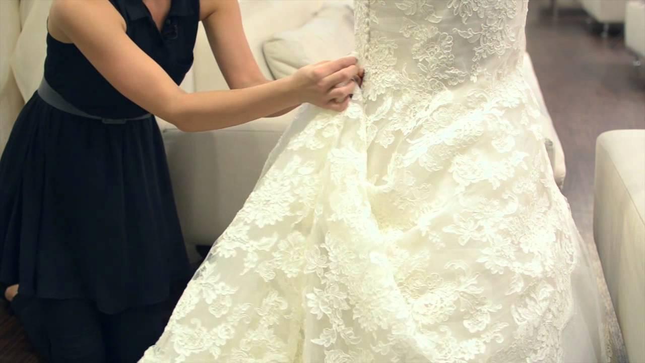 Adding Bustles To A Wedding Dress : Wedding Dresses