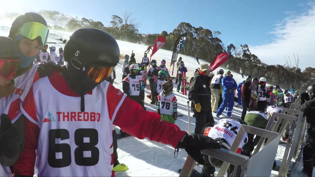 Thredbo Snow Series Ridercross 2016