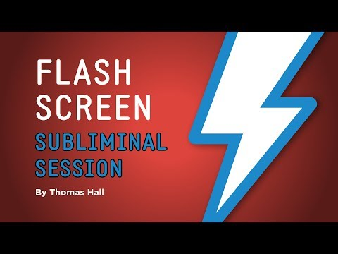 Forget About Your Ex-Partner - Flash Screen Subliminal Session - By Thomas Hall