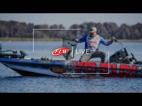FLW Live Coverage | Lake Toho | Day 3