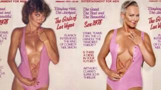 Модели Playboy снялись для обложек спустя десятки лет