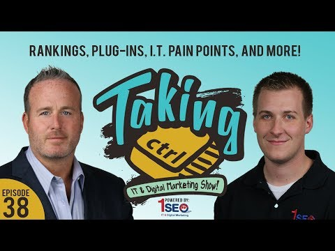Taking CTRL: IT & Digital Marketing Show! Rankings and IT Pain Points