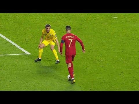 Shameful Attempts To Stop Cristiano Ronaldo 🤦