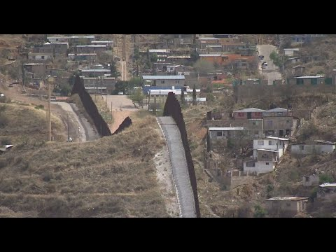 Trump border wall plan faces tough barriers