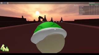 Roblox Fails#8 Mario Kart