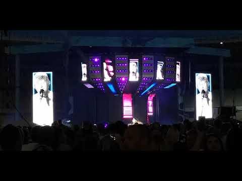 Ed Sheeran Divide Tour 2018, Vienna - The A Team